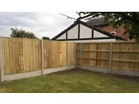 🥇HEAVY DUTY PRESSURE TREATED WOODEN GARDEN FENCE PANELS ~ VARIOUS STYLES