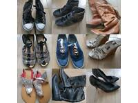 Womens and mens shoes