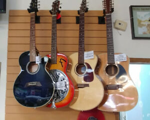 SOUND OF SUMMER SALE 30% OFF ACOUSTIC GUITARS @ ABC EXCHANGE!