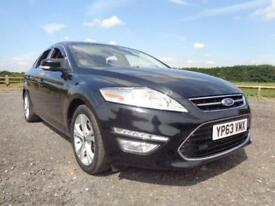 2013 Ford Mondeo 2.0 TDCi ECO Titanium X Business 5dr