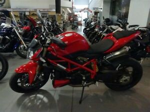 2015 Ducati StreetFighter 848 Red