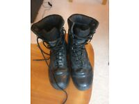 Army, Cadet, Hiking Boots size 5