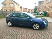 2006 FORD FOCUS 1.6 ZETEC, FULL 12 MONTHS MOT, JUST SERVICED, EXCELLENT DRIVE, HPI CLEAR