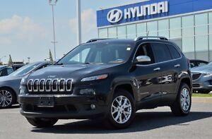 2014 Jeep Cherokee North 4X4 GPS+CAMERA DE RECUL+ TOWING PACKAGE