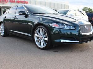 2014 Jaguar XF 3.0L SUPERCHARGED AWD, SUNROOF, HEATED SEATS