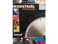 Saw blade 190mm x 30mm bore