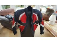 Womens Buffalo Motorbike Jacket