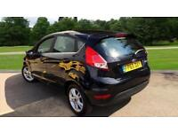 2015 Ford Fiesta 1.5 TDCi Zetec 5dr Manual Diesel Hatchback