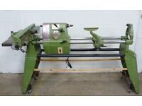 Multico Supershop, five in one,woodturning lathe