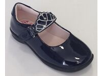 Lelli Kelly Navy Patent Shoes brand new in box
