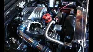 Mustang Chrome engine parts 79-93