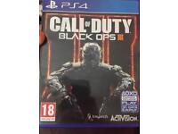 Call of duty Black ops 3 PS4 activision playstation 4