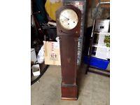 Granddaughter clock