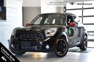2012 MINI Cooper S Countryman LIQUIDATION + HARMAN/KARDON + SPOR