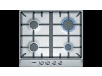 New Bosch gas hob PCP615B90B - never used, still in packaging. Cost £249.99 new so a total bargain!