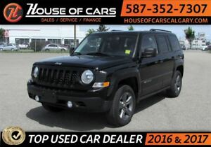 2015 Jeep Patriot High Altitude / Leather / Sunroof