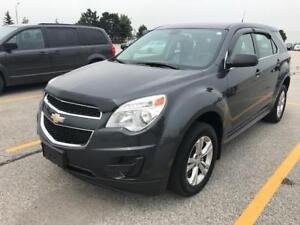 2011 Chevrolet Equinox LS CLEAN,NO ACCIDENT/ CERTIFIED
