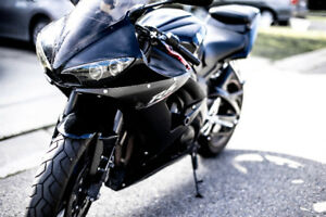 2005 Yamaha R6 Raven Edition 8.5/10 condition