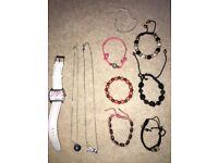 Various jewellry