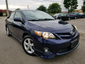 2011 Toyota Corolla S Model Certified Etested $8200