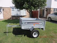 Erde 132 trailer very little use not made in this size anymore