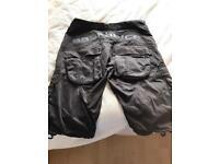 Police denim shorts 34W