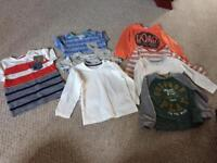 Boys 6-9, 9-12, 12-18 months clothes