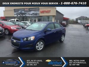 2012 Chevrolet Sonic LT++BLUETOOTH +AIR+CRUISE+CERTIFIE OPTIMUM
