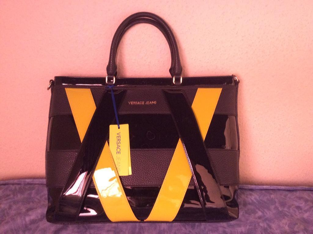 VERSACE JEANS BAG MUST GO ASAP  7063e95f6b065