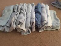 0-3 Month Plain vests
