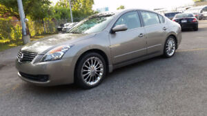 2007 Nissan Altima EQUIPE, MAGS 18po MSW. SEULEMENT 95000km!