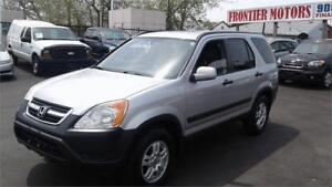 2003 Honda CR-V EX 4 WHEEL DRIVE