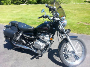 2005 250 Honda Rebel $2600.00