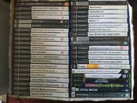 Job lot of PS2 Games, also a few Xbox Classic and PC games