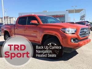2016 Toyota Tacoma TRD Sport | Low KMs |