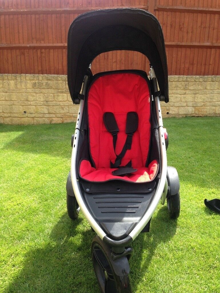 Phil & Teds sports double pushchair