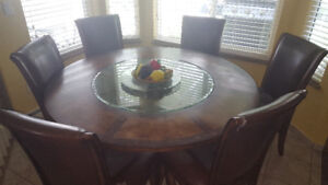 7-piece Dining Table n chair set