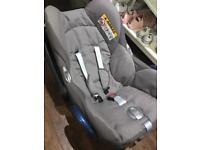 Baby car seat 0-1 year maxi Cody need gone asap