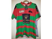 South Sydney Rabbitohs rugby league shirt Size L