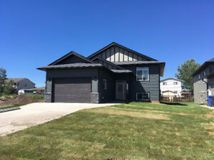 Brand new 3 bedroom, 2 bathroom home with attached garage & high