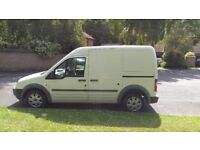 Ford Transit connect hi-top campervan
