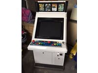 Arcade cabinet MAME machine (faulty monitor) SOLD