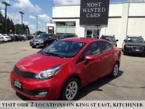 2013 Kia Rio LX+ | BLUETOOTH | HEATED SEATS