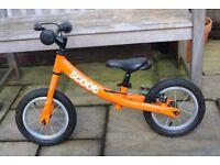 Orange Ridgeback Scoot Balance Bike