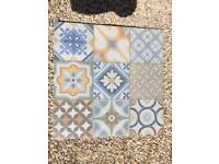 Moroccan style Ceramic floor tiles - Heritage Multinational