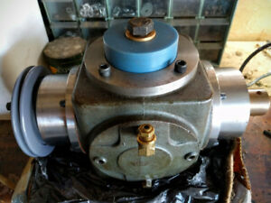 ROTARY WELDING INDEXER