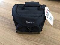 Brand New Orginal Canon 100EG Camera Bag (Suitable for SLR & Camcorder)