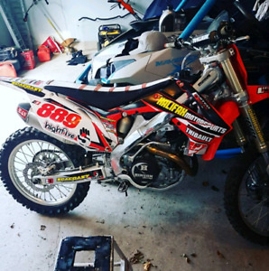 2012 crf450r