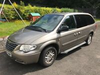 Very nice Chrysler grand voyager 2.8 TDI automatic, 7 seater