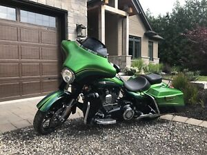 2011 Harley Davidson CVO Street Glide Screaming Eagle